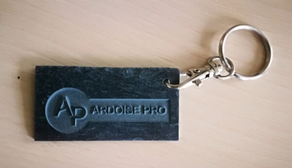 Porte clefs personnalisables sans gravure